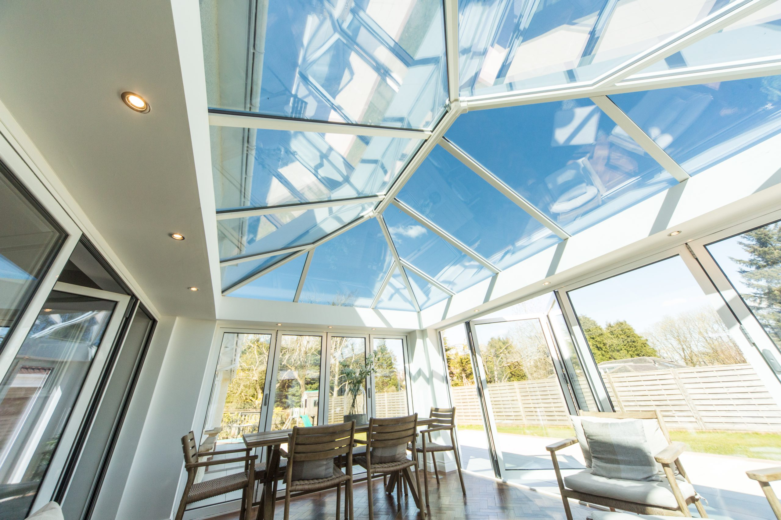 Conservatory designs you hadn't thought of