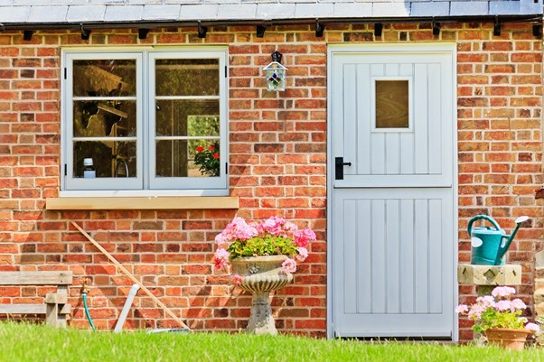 What's the best material for a front door?